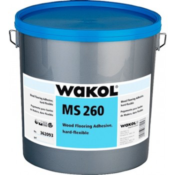 Wakol MS 260 wood flooring adhesive