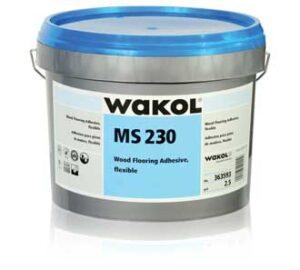 Wakol MS 230 Wood flooring Adhesive